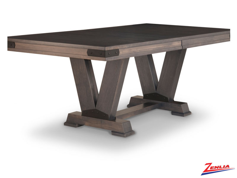 Chatt Pedestal Table