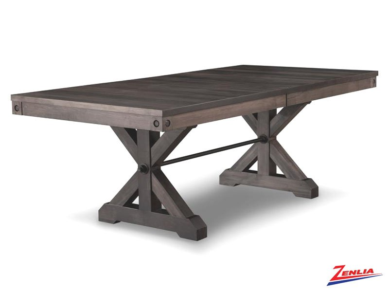 Raft Pedestal Table