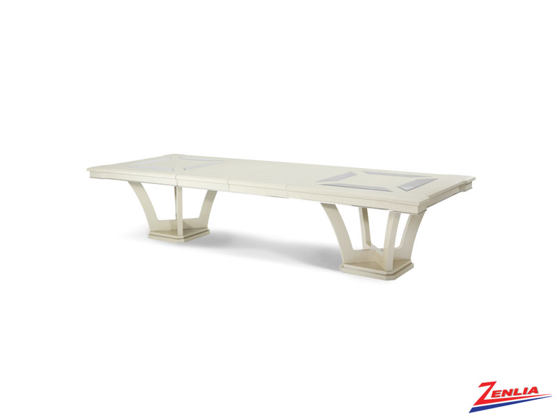 Beverly Blvd Rectangular Dining Table