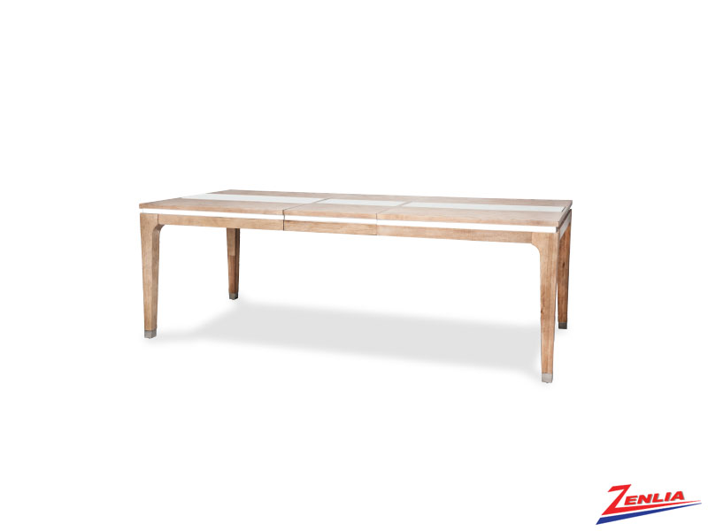 Biscayne West Dining Table Sand