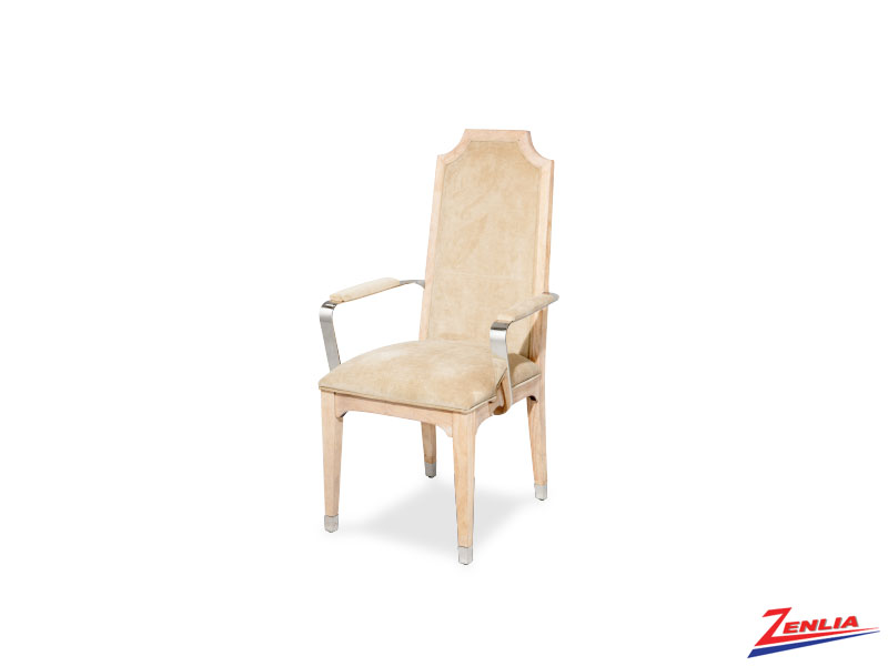 Biscayne West Arm Chair Sand