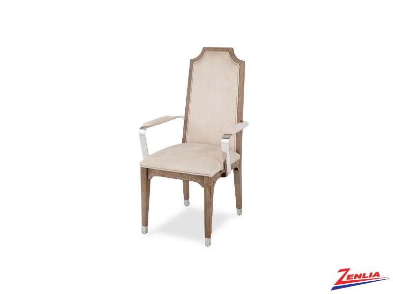 Biscayne West Arm Chair Haze