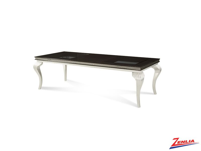 Holly Swan Night Dining Table