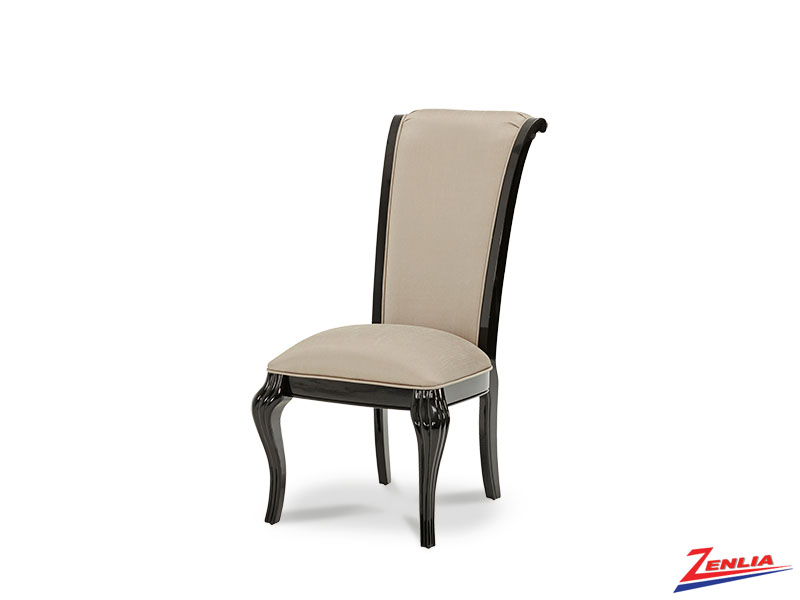 Holly Swan Night Side Chair