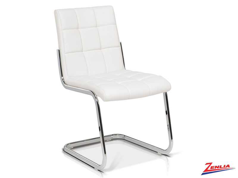 Tyle White - Side Chair