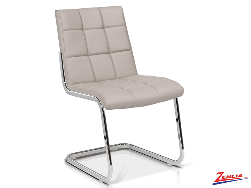 Tyle Dove Gray - Side Chair