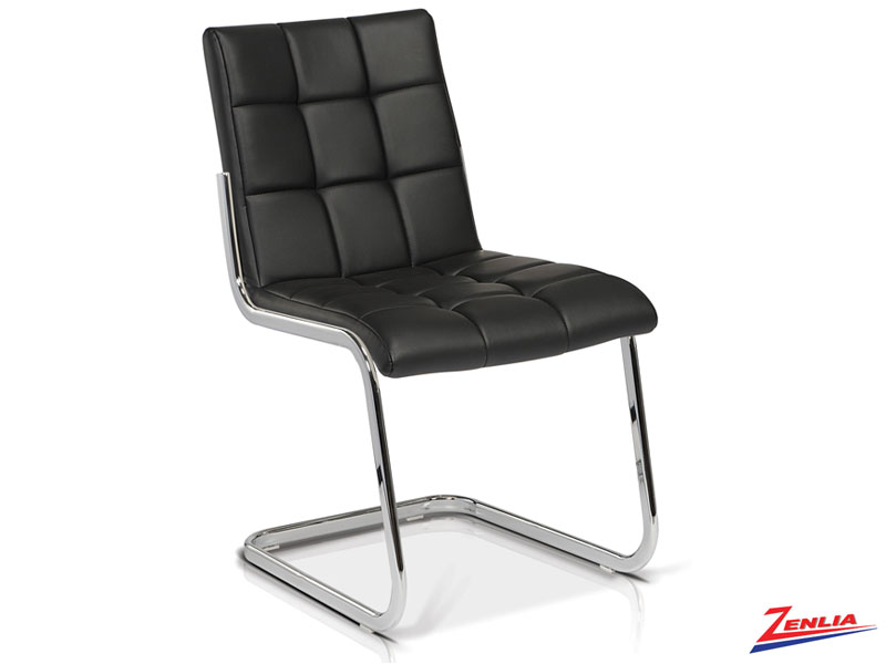 Tyle Black - Side Chair