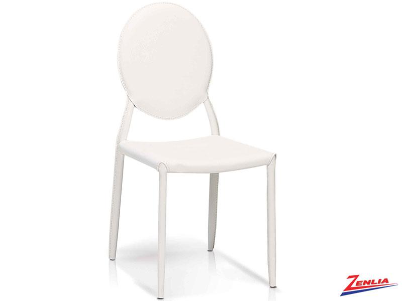 Tobi White - Side Chair
