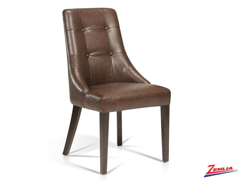 Ritt - Buttoned-back Side Chair