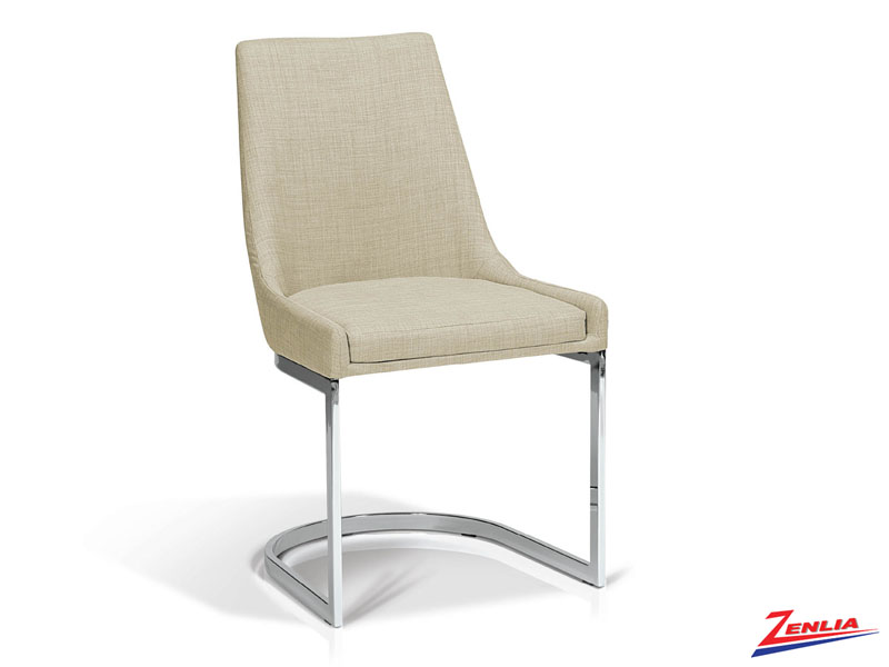 Beal - Side Chair-sand