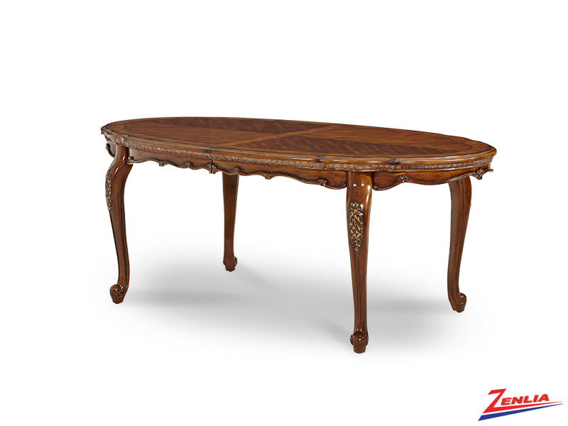 Lave Melan Leg Dining Table