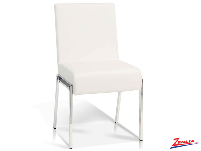 Cory White - Side Chair