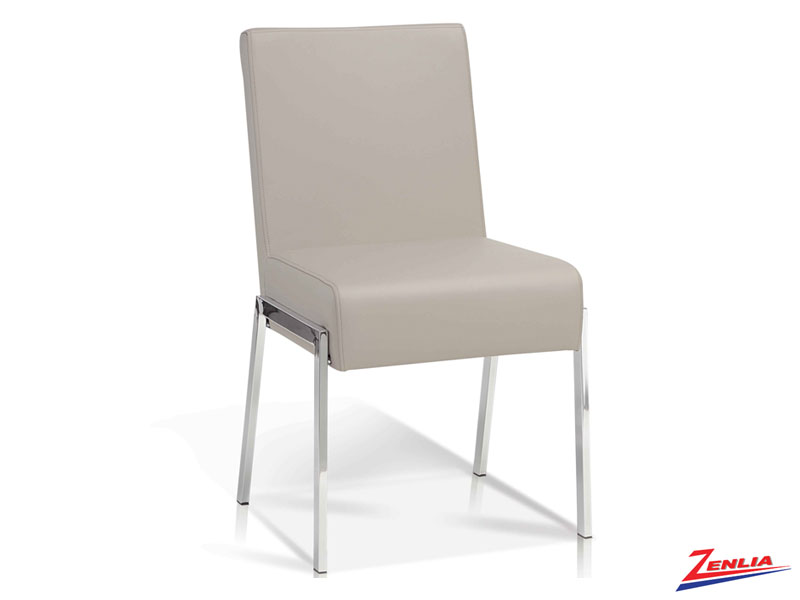 Cory Dove Gray - Side Chair