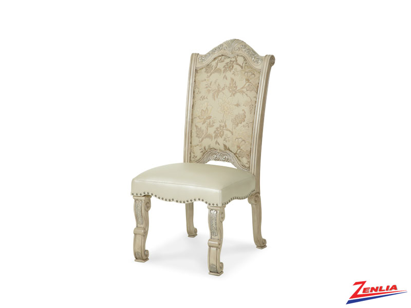 Monte Carlo Il Side Chair Pearl