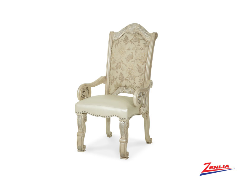 Mont Carl Pearl Arm Chair