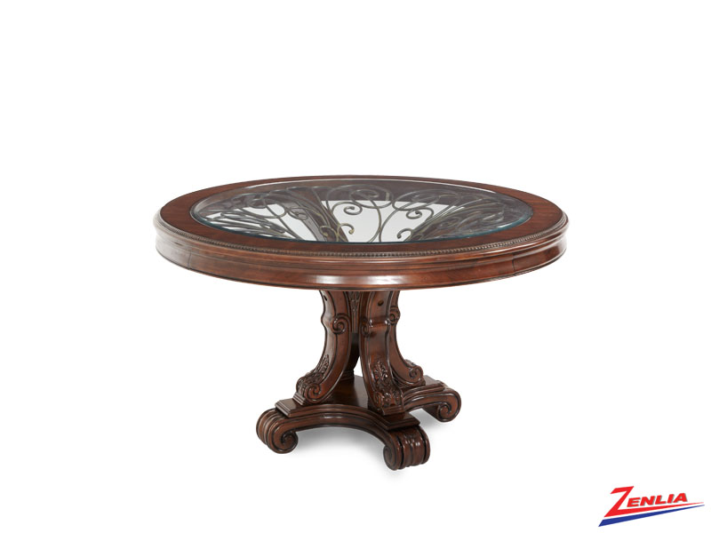Palace Gates Round Dining Table
