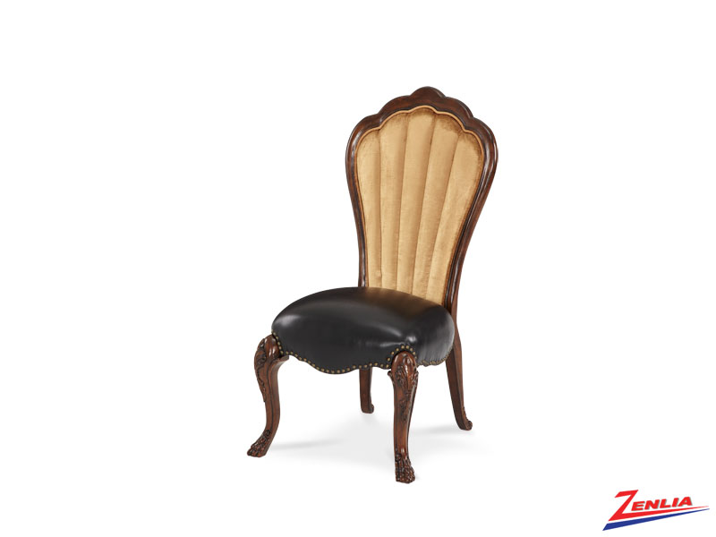 Palace Gates Side Chair