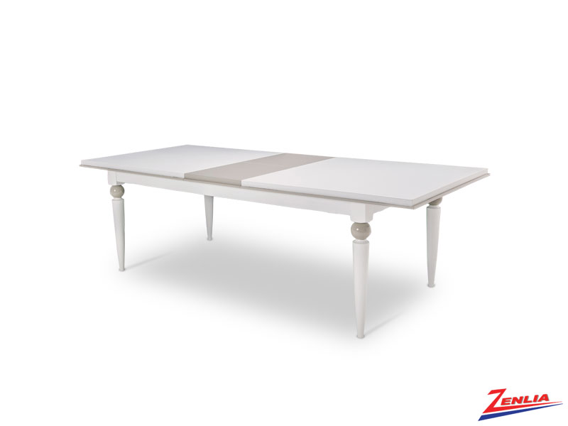 Sky White Cloud Dining Table
