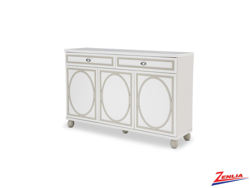 Sky White Cloud Sideboard