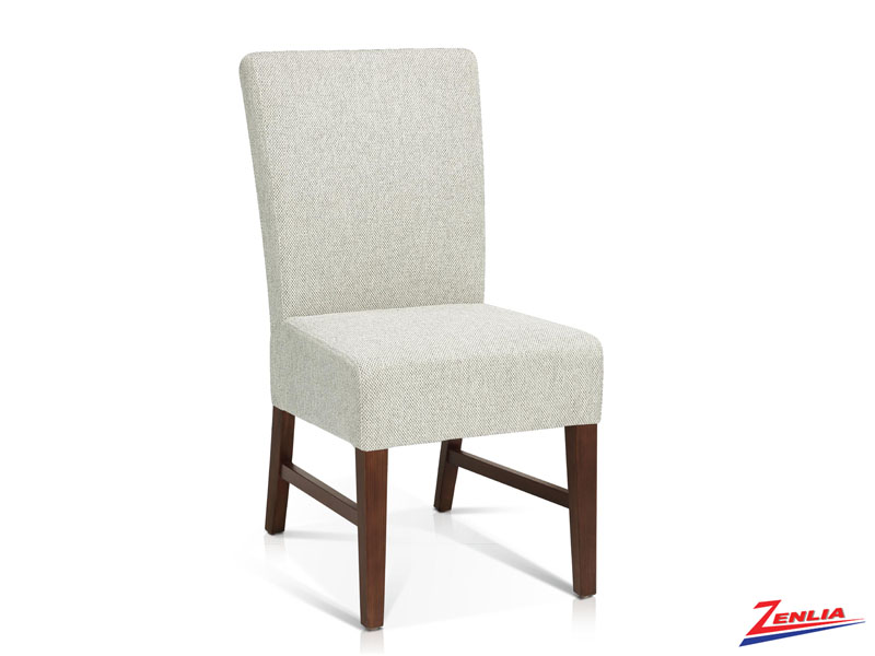 Deker - Side Chair With Stretchers