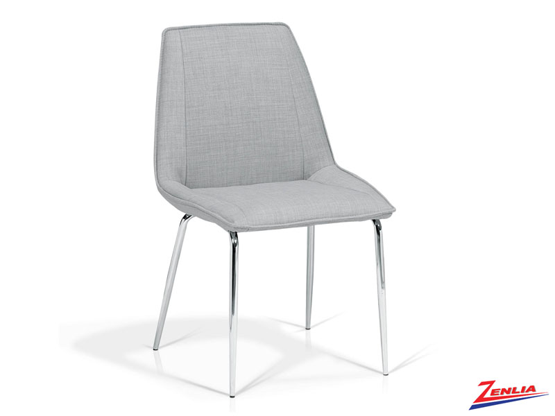 Emi - Side Chair-aqua