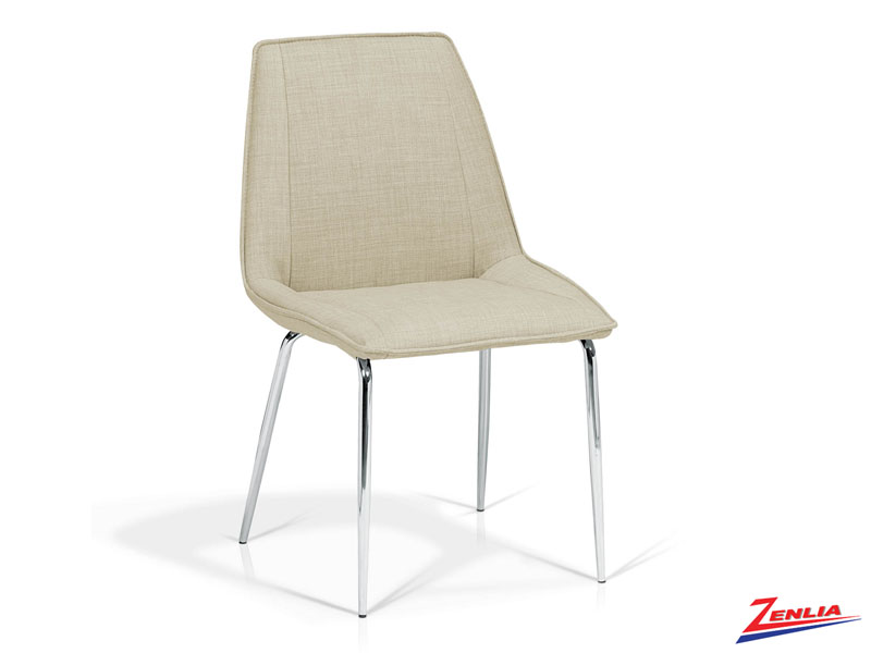 Emi - Side Chair-sand