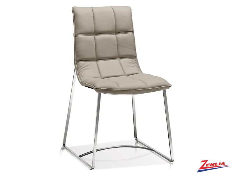 Fost - Side Chair-gray