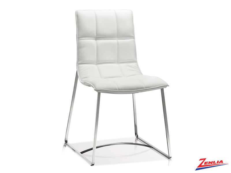 Fost - Side Chair- White