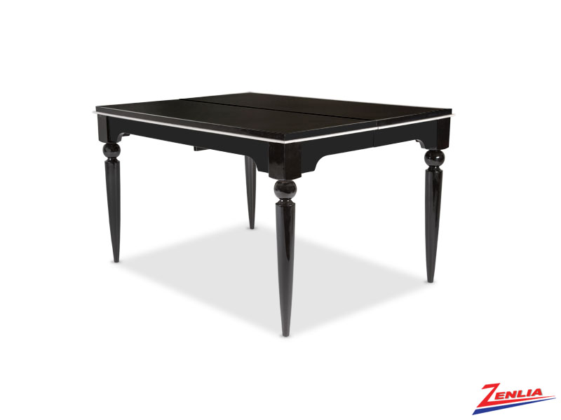 Sky Black Ice Gathering Table