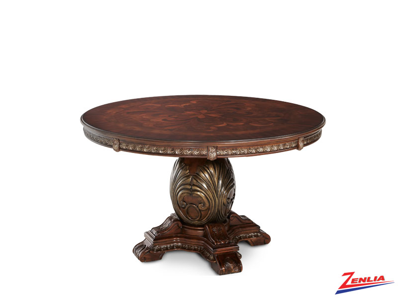 The Sovereign Round Dining Table
