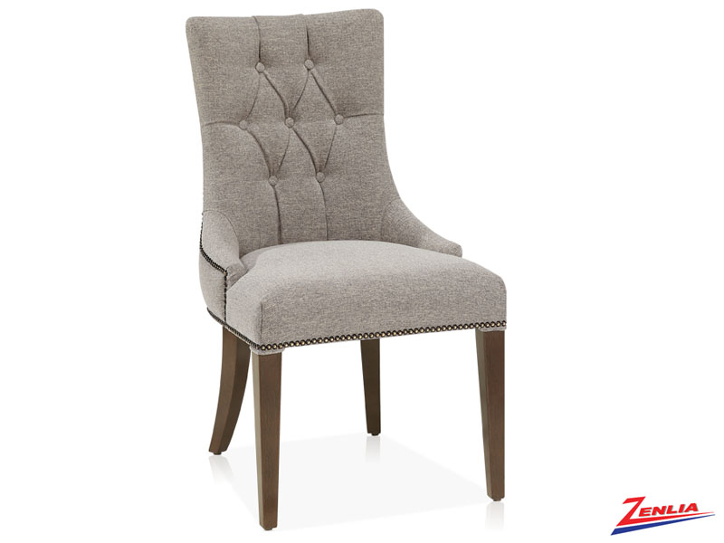 Bori - Tufted Side Chair- Branch