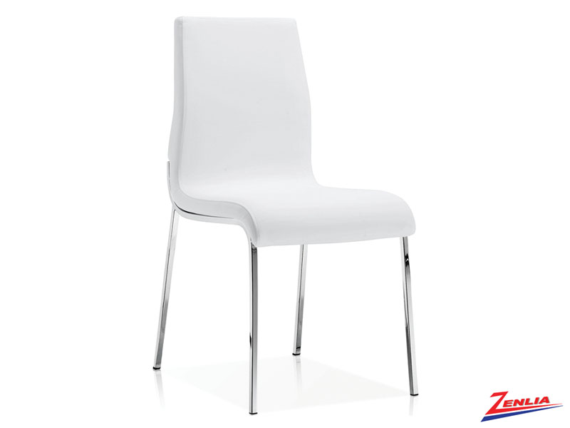 Max White - Side Chair