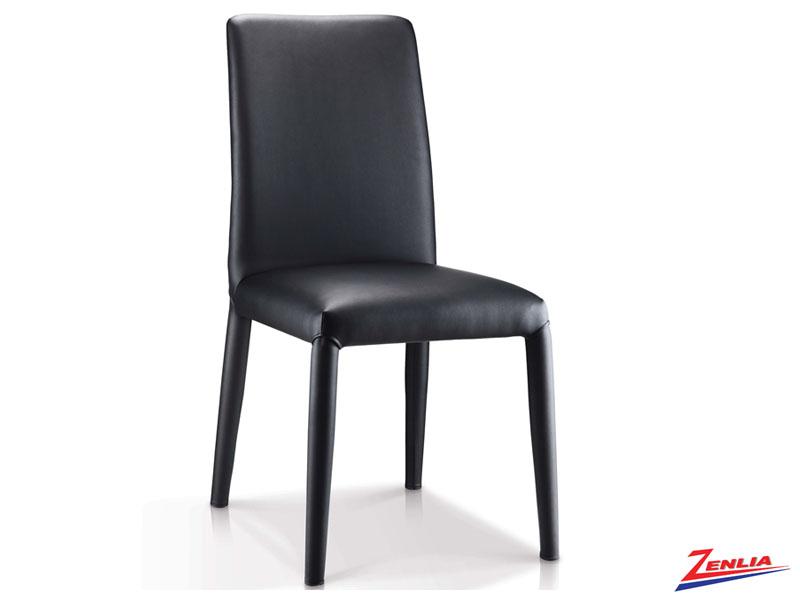 Zan Black - Parson Chair