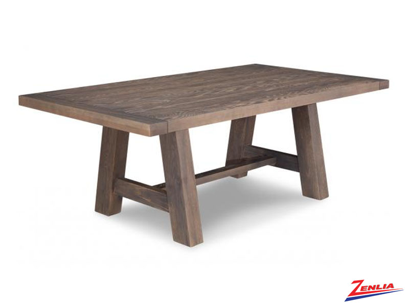 steel pedestal table dining tables dining room