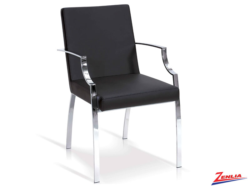 Elle Black - Arm Chair
