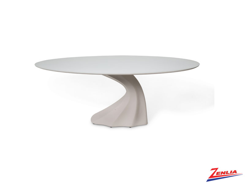 Tranc Coso Oval Dining Table