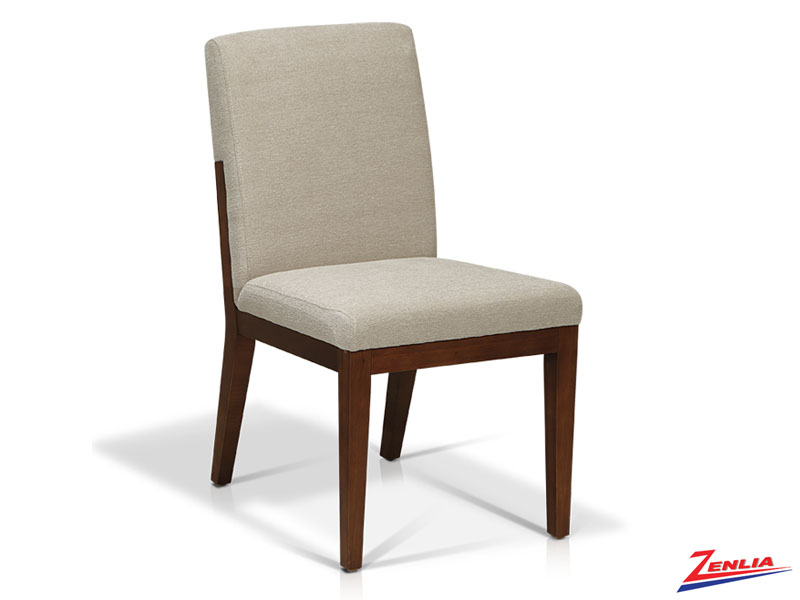 Laure - Side Chair Flax