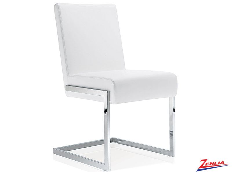 Abb White - Side Chair