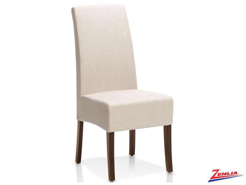 Lauri - Parson Chair-walnut