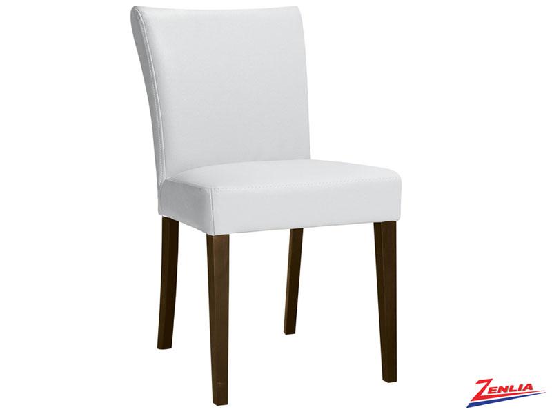 Hud - Parson Chair- White