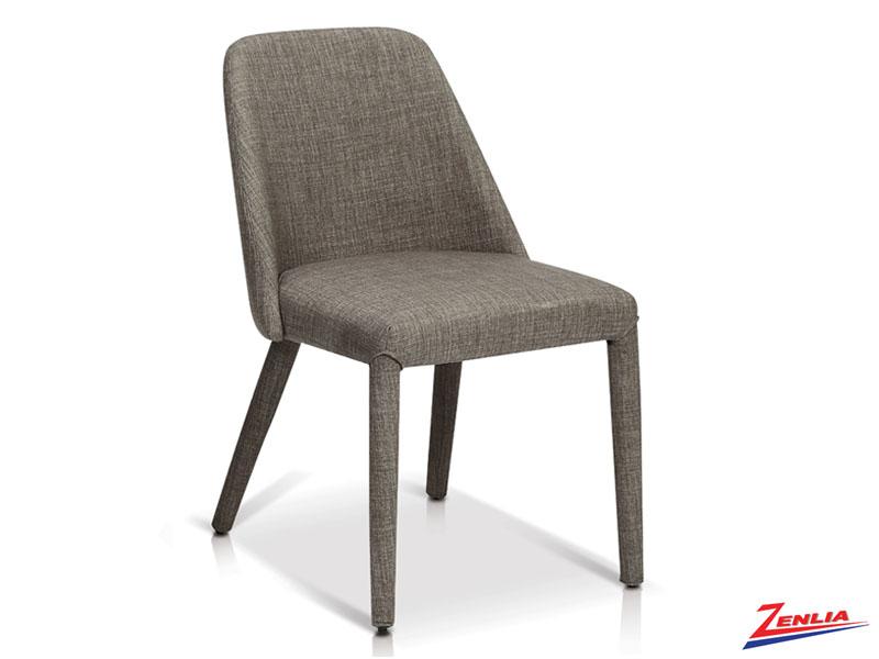 Jenn - Side Chair-charcoal