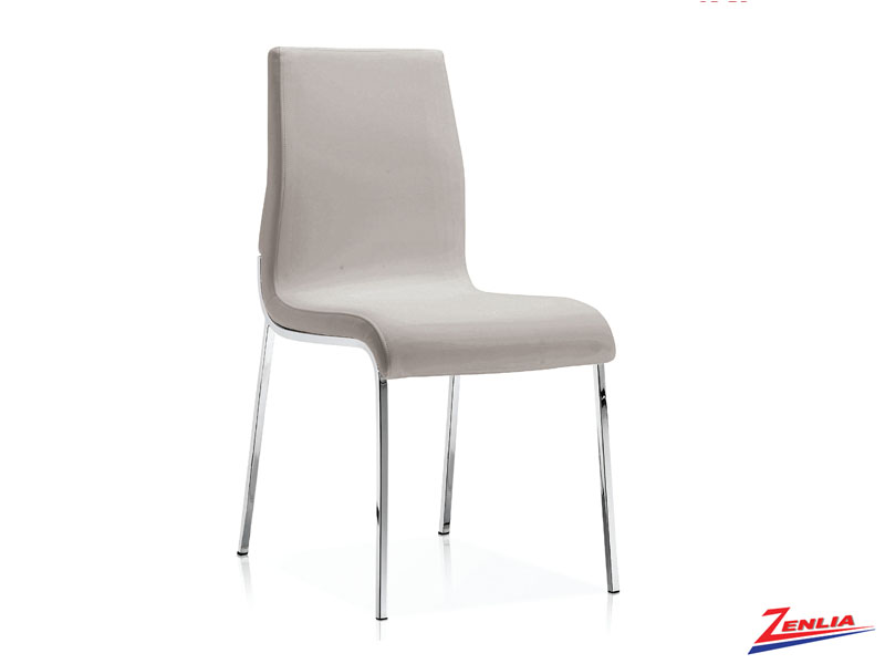 Max Dove Gray - Side Chair