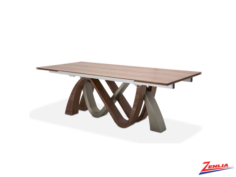 Tranc Wood Rapt Dining Table