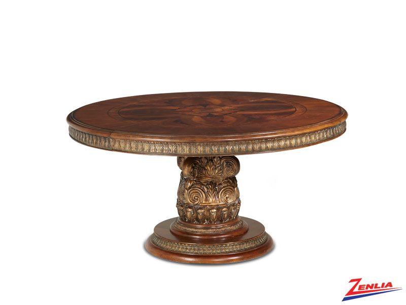Villa Valen Round Dining Table