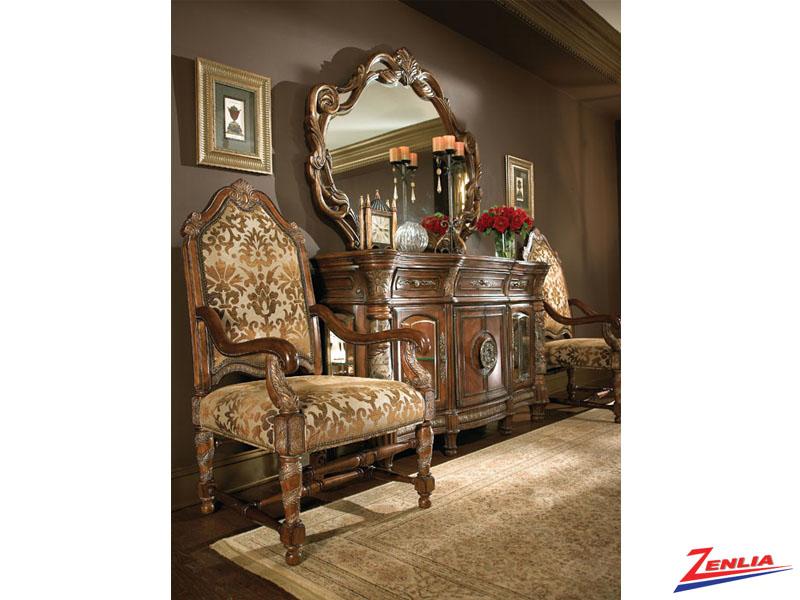 Villa valen mirror villa valen classic bedroom for Classic home villa home collection
