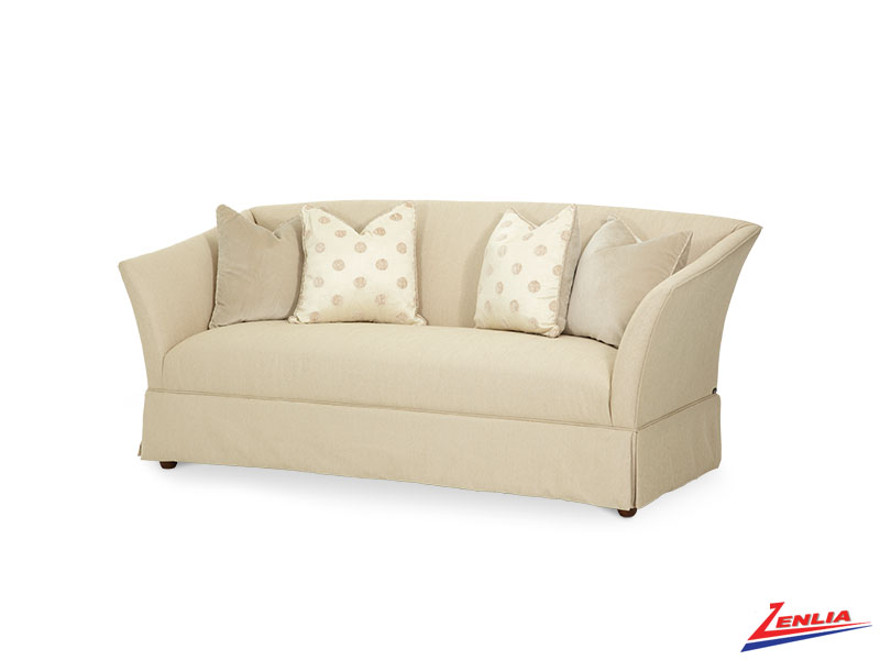 After Up Flare Arm Sofa