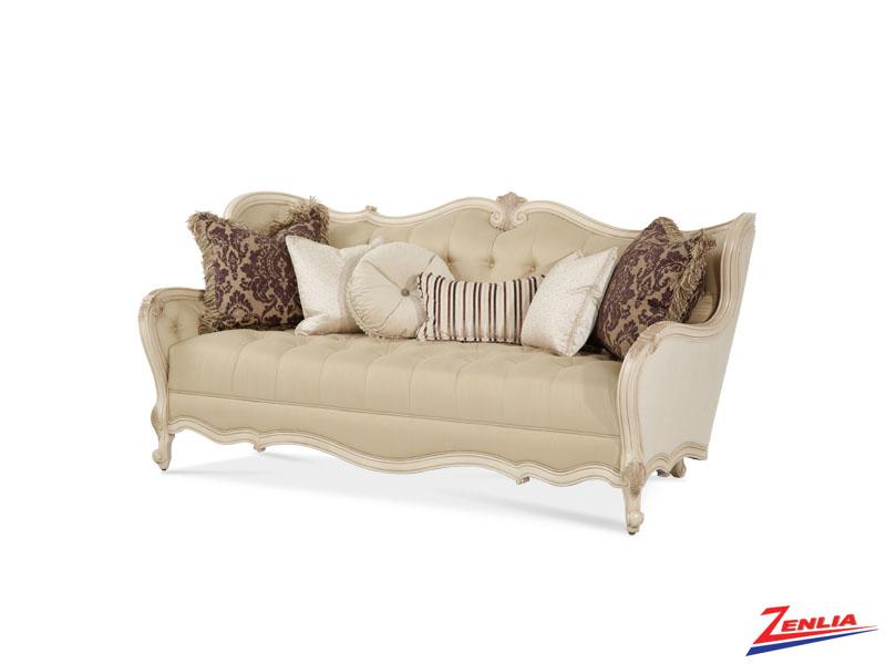Lave Blanc Sofa