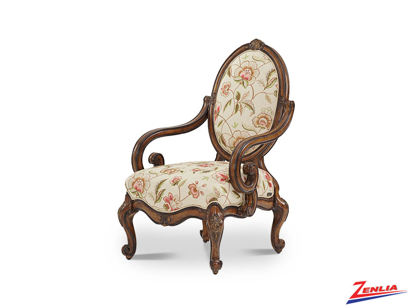 Lave Melan Oval Chair