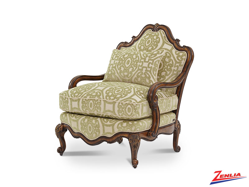 Lave Melan Bergere Chair