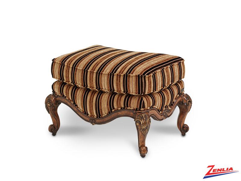 Lave Melan Chair Ottoman
